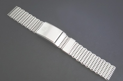 Omega Shark Mesh Steel 20mm...
