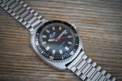 Musette resist diver automatic